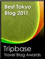 Best Tokyo Blog 2011